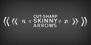 Cut Sharp Arrows