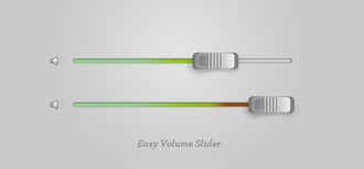 Easy Volume Slider