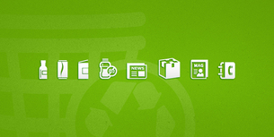 Recyclables Icons
