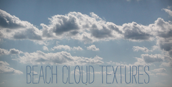 Beach Cloud Texture