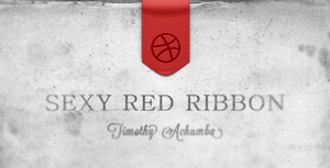 Sexy Red Ribbon