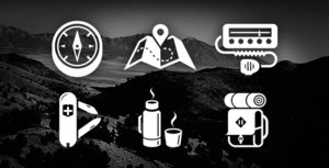Into The Wild - Icon Set