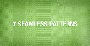 7 Seamless Patterns