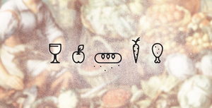 Medieval Market - Icon Set