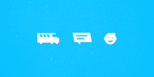 Bus Talk - Icon Set