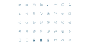 Domob Showcase Icon Set