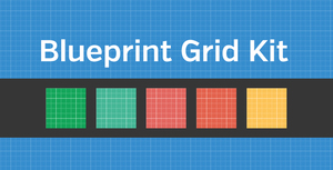 Blueprint Grid Kit