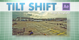 Tilt Shift Video Effect