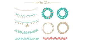 Holiday Decor Pack